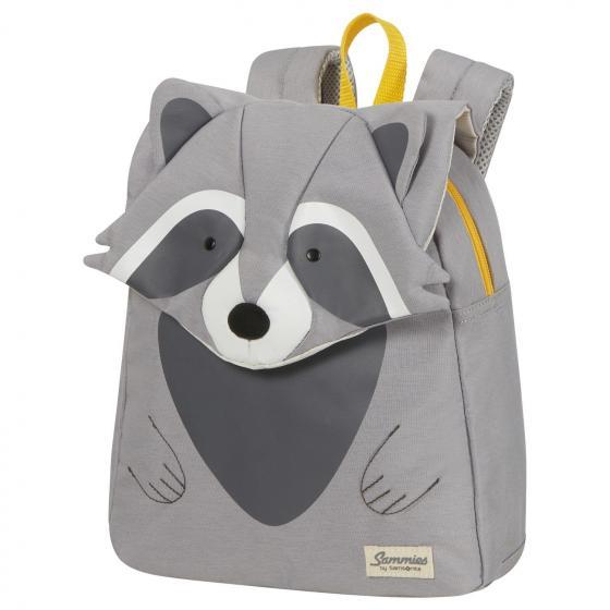 Happy Sammies Eco Rucksack 27.5 cm S Raccoon Remy