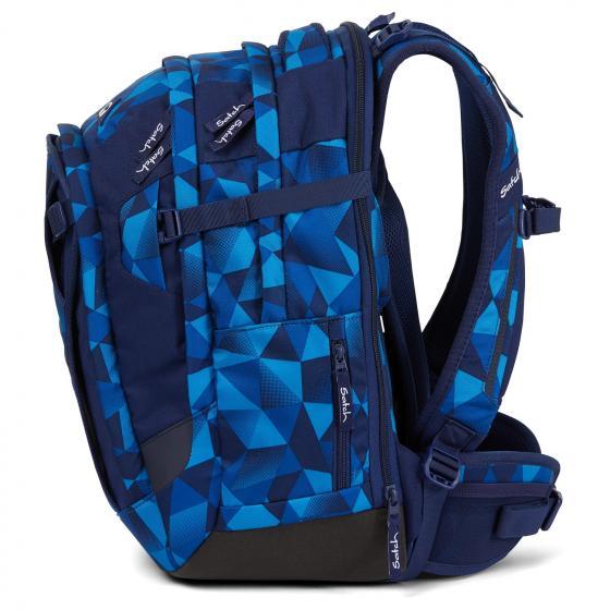 Match Schulrucksack 45 cm Blue Crush