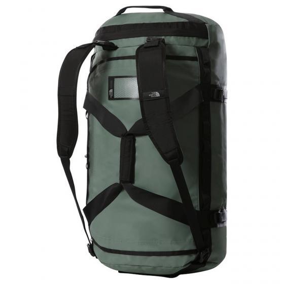 Base Camp Duffel / Reisetasche S 53 cm green/ tnf black