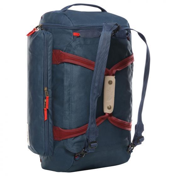 Berkeley Reisetasche M 60 cm blue/red
