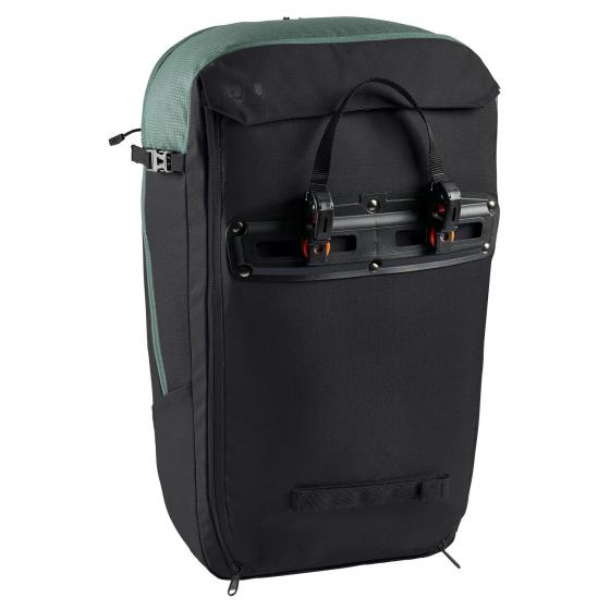 Cycle 28 II Rucksack PFC-frei 54 cm black/dusty forest