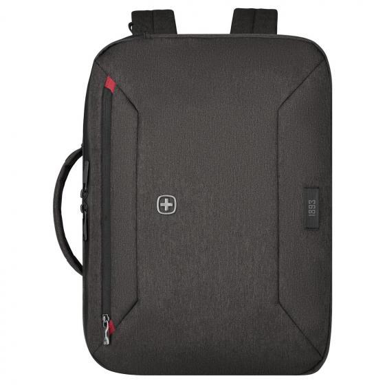 """611640 MX Commute 16"""" Laptoptasche / Rucksack 44 cm heather grey"""