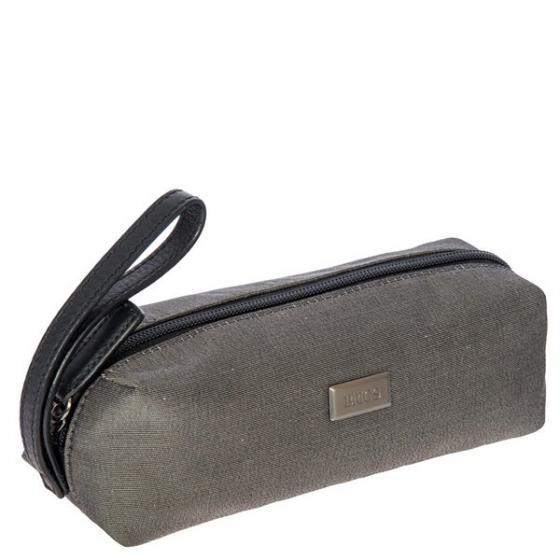 Monza Stiftebox 21 cm grey black