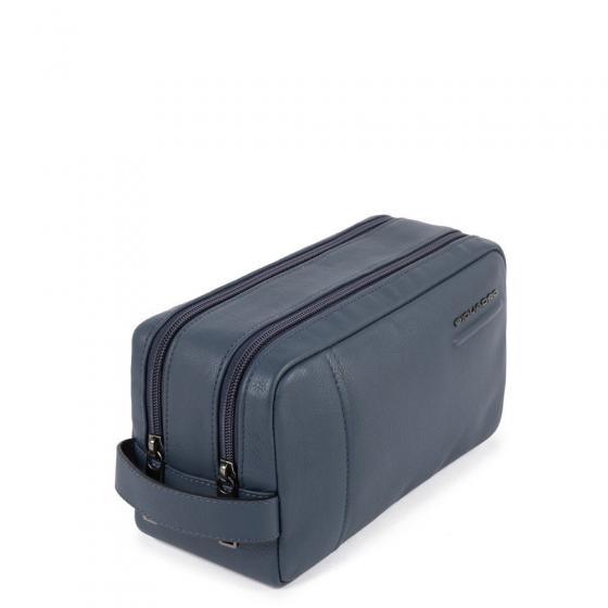 Akron Kulturbeutel 25 cm blue