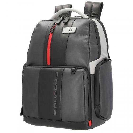 Urban Fast-Check Laptoprucksack Connequ 44 cm grigio/nero