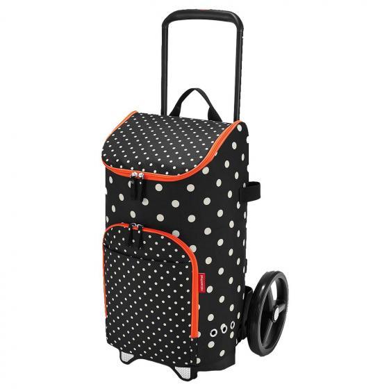 citycruiser bag / Tasche 60 cm mixed dots
