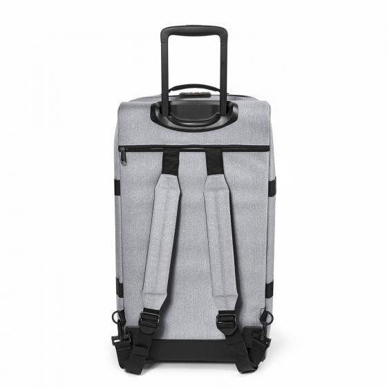 Eastpak Selection Authentik Strapverz M mit TSA Schloss und Rucksackfunktion 67 cm black
