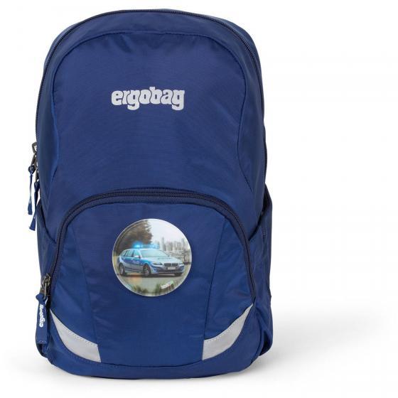 Mini Ease Kinderrucksack Large 35 cm Blaulicht
