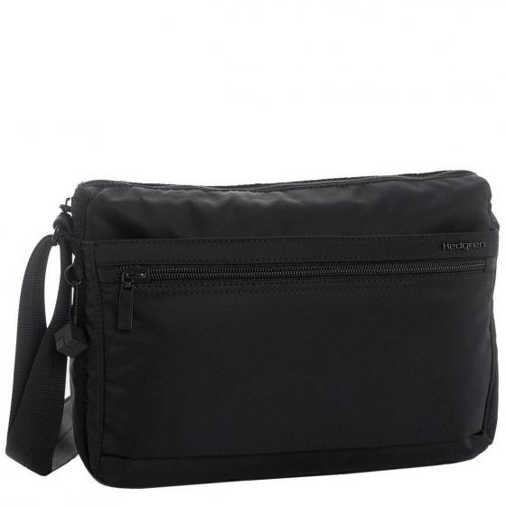 Womens Eye M Schultertasche RFID 27,5 cm black