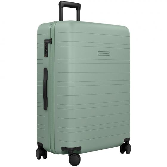 H7 Smart Check In 4-Rollen-Trolley 77 cm marine green