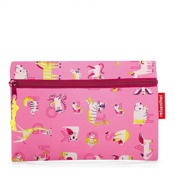 kids collection mini maxi dufflebag S / Kindersporttasche faltbar 38 cm abc friends pink