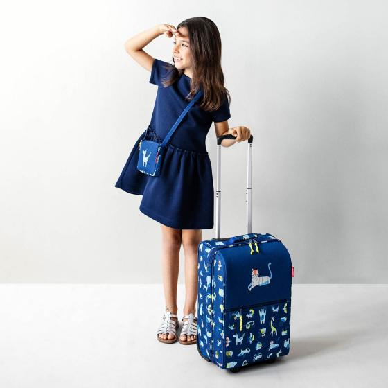 kids collection trolley XS blue