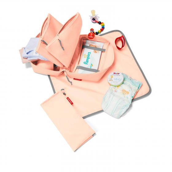 kids collection babycase / Wickeltasche 24 cm rose