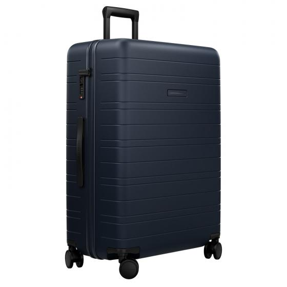 H7 Smart Check In 4-Rollen-Trolley 77 cm night blue
