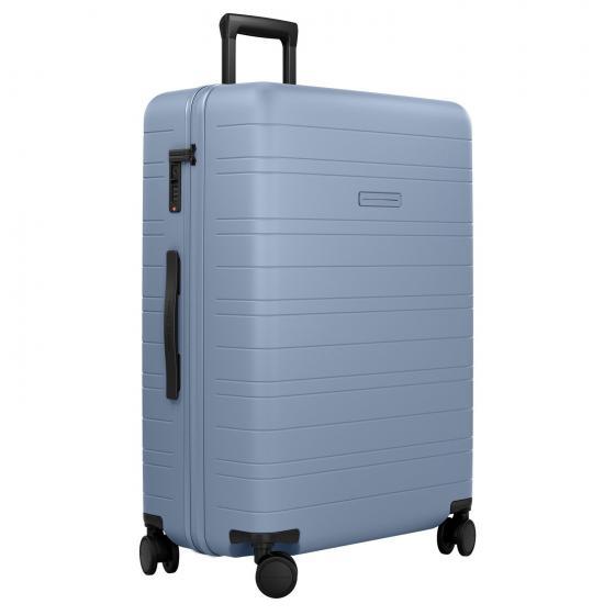 H7 Smart Check In 4-Rollen-Trolley 77 cm blue vega