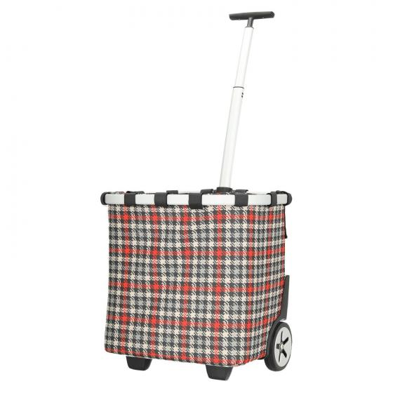 carrycruiser / Einkaufstrolley 47.5 cm zebra