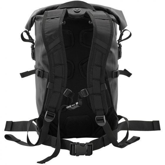 Packman Pro Two Outdoor Rucksack mit Rollverschluss 47 cm dark chili
