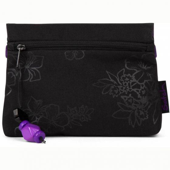 Zubehör Beauty Wallet Purple Hibiscus