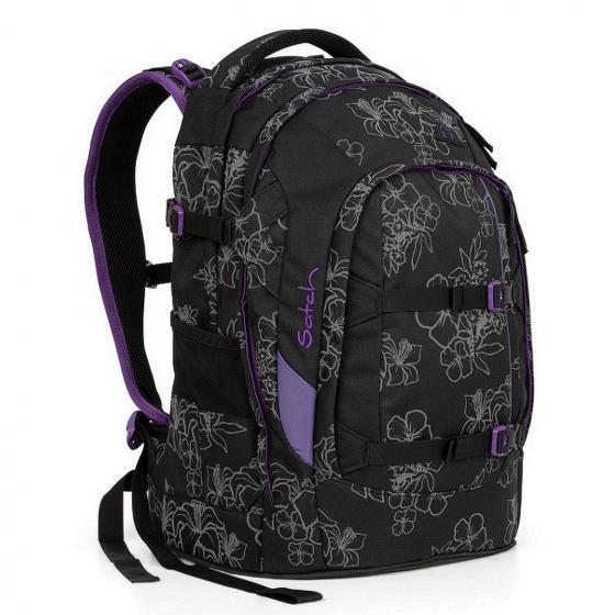 Pack Schulrucksack 45 cm Ninja Hibiscus