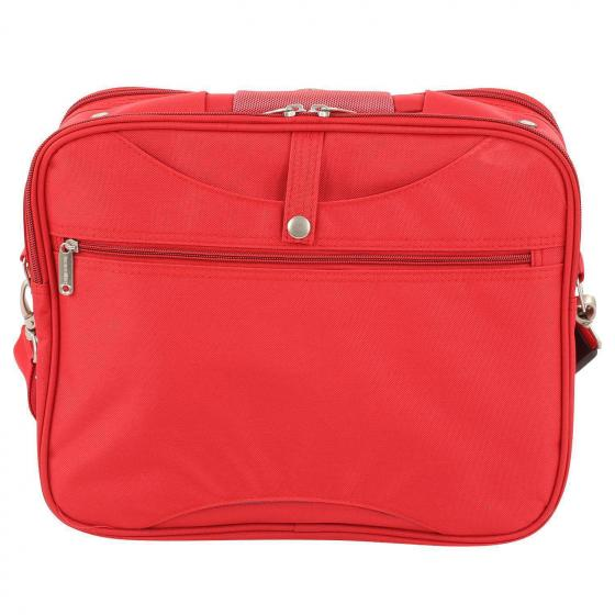 Orlando Boarding Bag 38 cm red