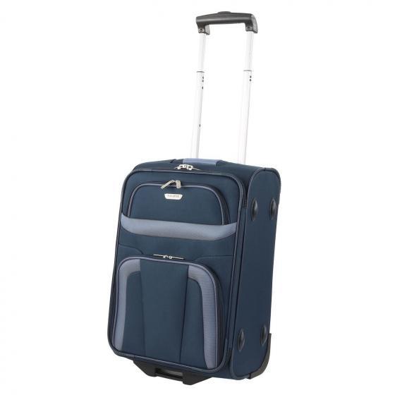 Orlando 2-Rollen-Kabinentrolley S 52 cm blue