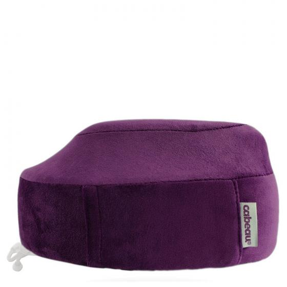 Evolution Classic Travel Pillow Nackenkissen 25 cm plum