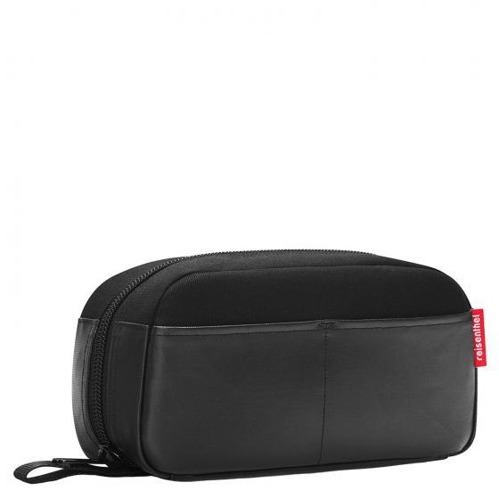 cosmetic travelcase Kulturtasche 26 cm black