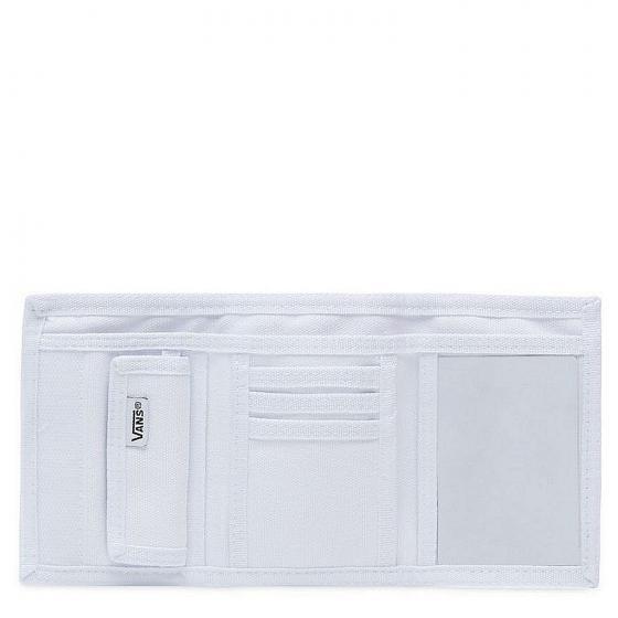 Vans Slipped Börse mit Klettverschluss 12.5 cm black/white
