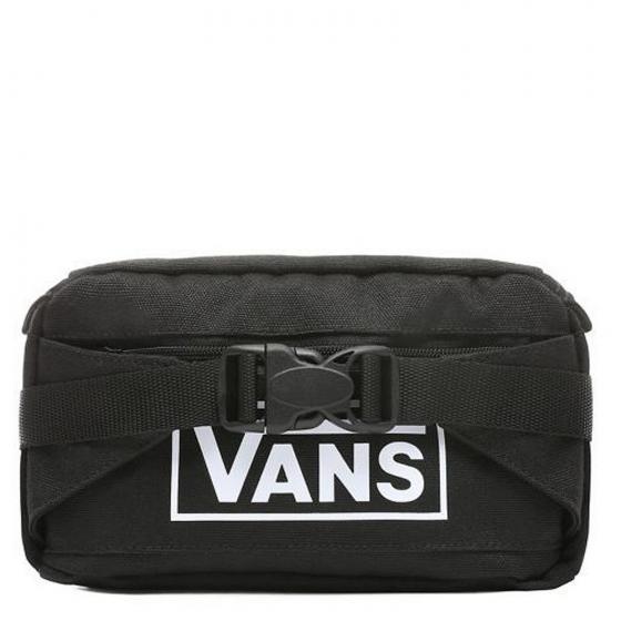 Vans Men Aliso Hip Pack - Gürteltasche Classic 23 cm black white