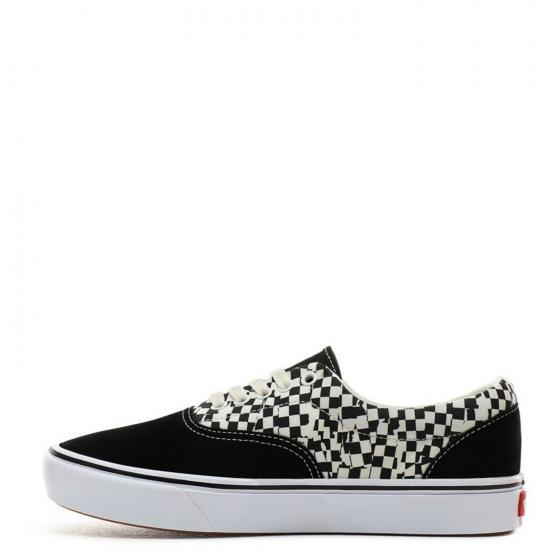 Uni ComfyCush Era Sneaker Schuh WM9V9Y1 42,5 | black white