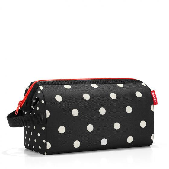 travelling travelcosmetic XL / Kulturbeutel mixed dots