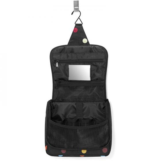 cosmetics toiletbag / Kulturbeutel dots