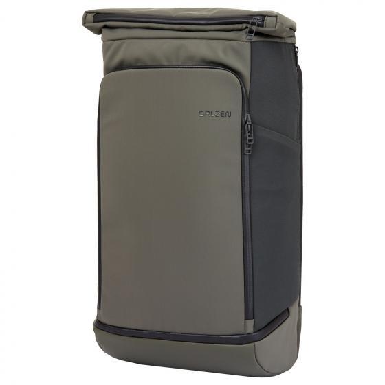 TRIPLETE Travelbag Business Backpack 56 cm olive grey