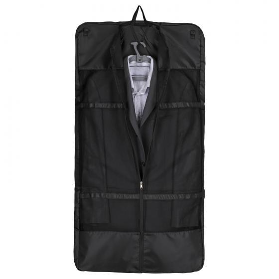 Kleiderhülle L 57 cm black