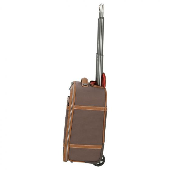 Chatelet Soft Air 2-Rollen-Businesstrolley 34.5 L 40 cm schokolade