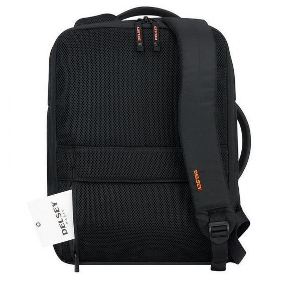 """Daily`s Rucksack 15.6"""" 44.5 cm schwarz"""