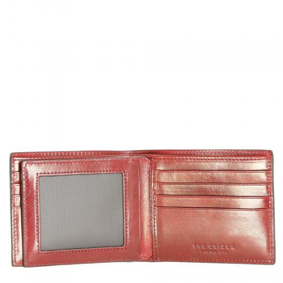 Capalbio Kreditkartenbörse 9.5 cm red