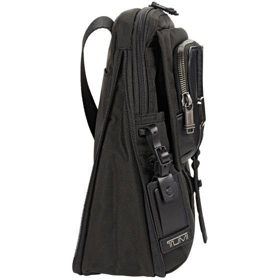 Alpha Bravo Arnold Zip Flap Schultertasche 28,5 cm black
