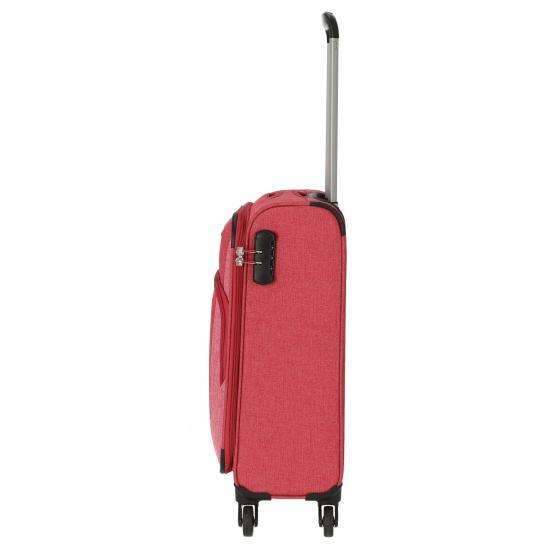 Jakku 4-Rollen Trolley S 54 cm red