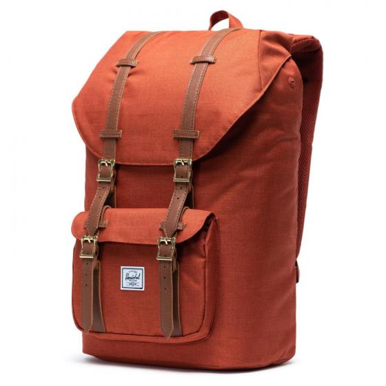 Little America Backpack 25 l 49.5 cm picante crosshatch