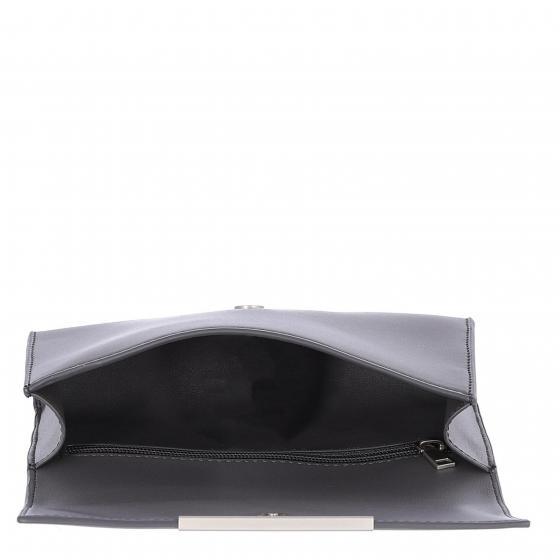 Verdal Clutch 21 cm dark grey