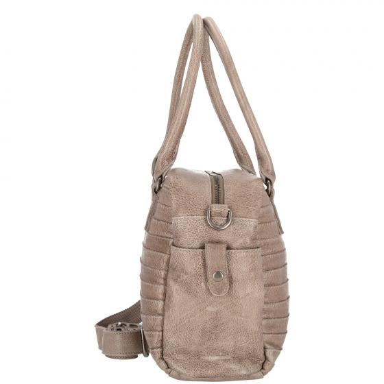 FREDsBRUDER Friend Schultertasche 30 cm light grey