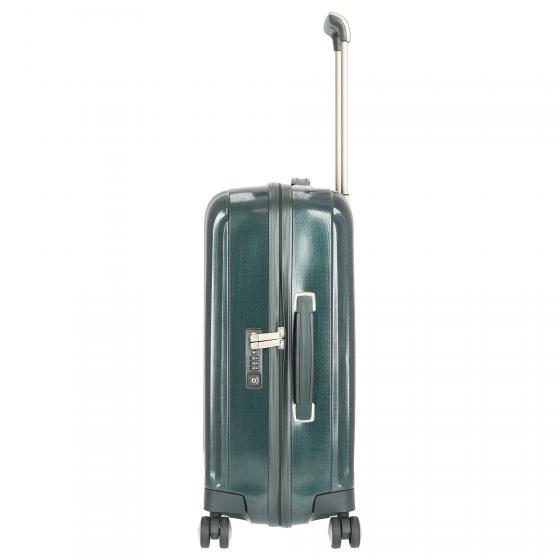 Lite-Cube Spinner 4-Rollen-Trolley 55 WIDTH 23 cm ivory gold