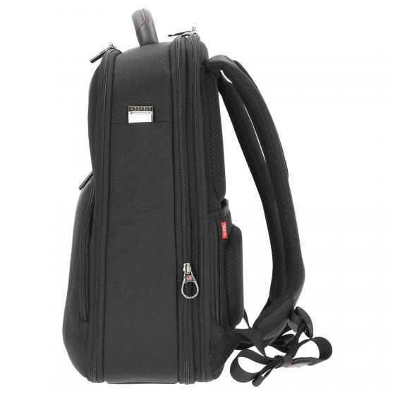 "PRO-DLX 5 Laptop Backpack 15.6"" erweiterbar 44.5 cm black"