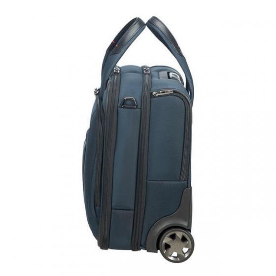 "PRO-DLX 5 Rolling Tote 15.6"" 2-Rollen-Businesstrolley 46 cm oxford blue"