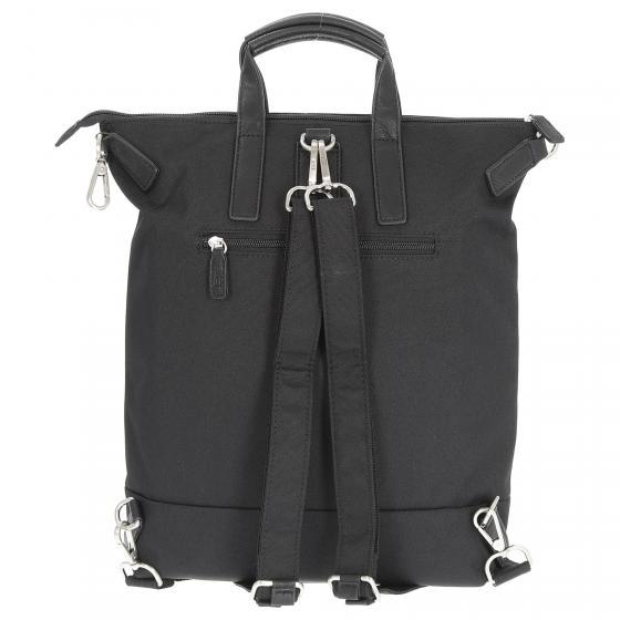 Bergen X Change Bag 3 in 1 S Rucksack 40 cm schwarz