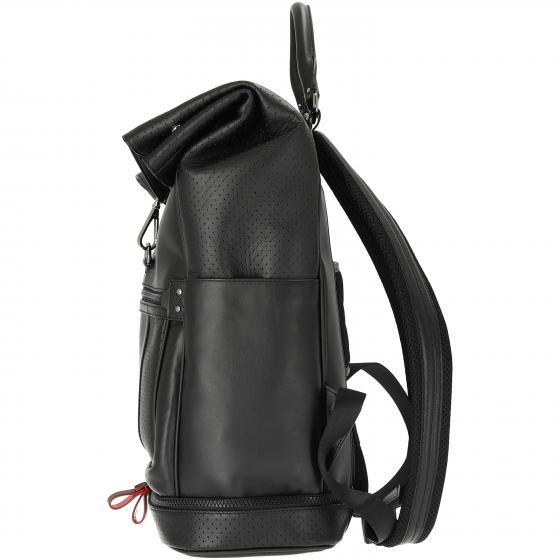 Urban Racing Spirit Rucksack mit Hakenverschluss 43 cm black