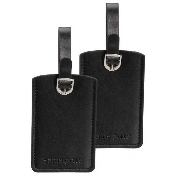 Luggage Accessoire Rectangular Luggage Tag X2