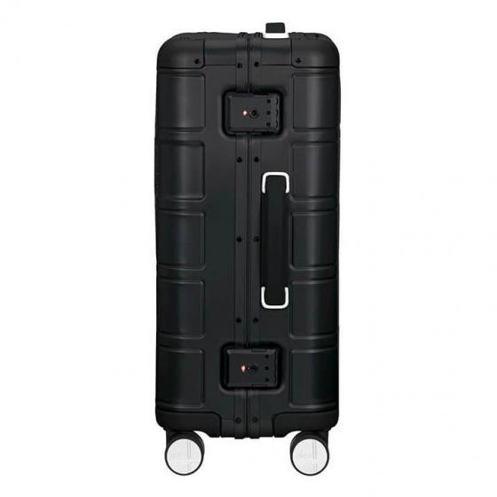 Alumo 4-Rollen-Kabinentrolley S 55 cm black