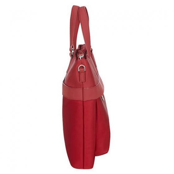"Pow-Her Aktentasche 15.6"" 42 cm toamto red"